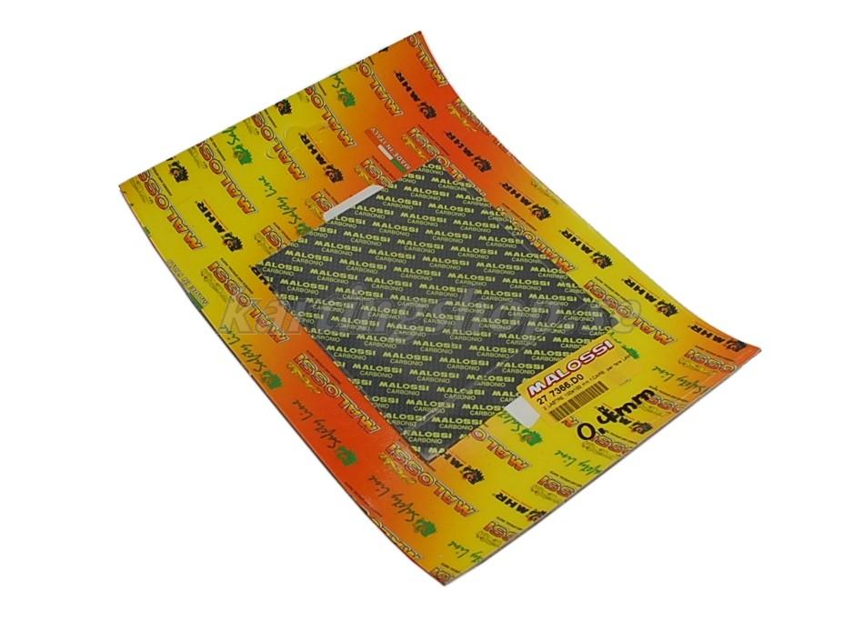 Reedblad jämförelse av kolfiber 100x100x0,5mm 2st/förbackning