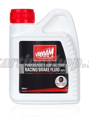 Vrooam Powersports HBP Racing brakefluid , 500 ml