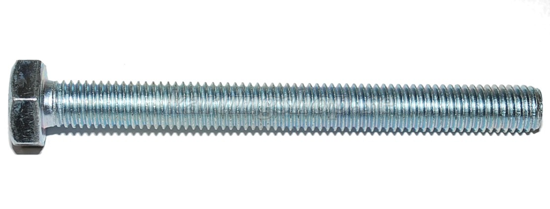 M10x100 8.8 Sexkantskruv med genomgående gänga