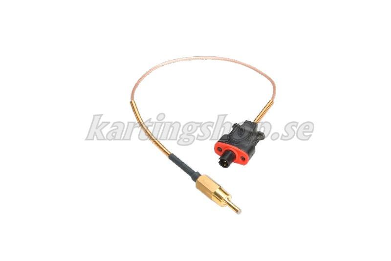 Alfano Tempsensor MAX 180°C, vatten/olje NTC M10x1 40cm PROv2/PRO+/ASTRO