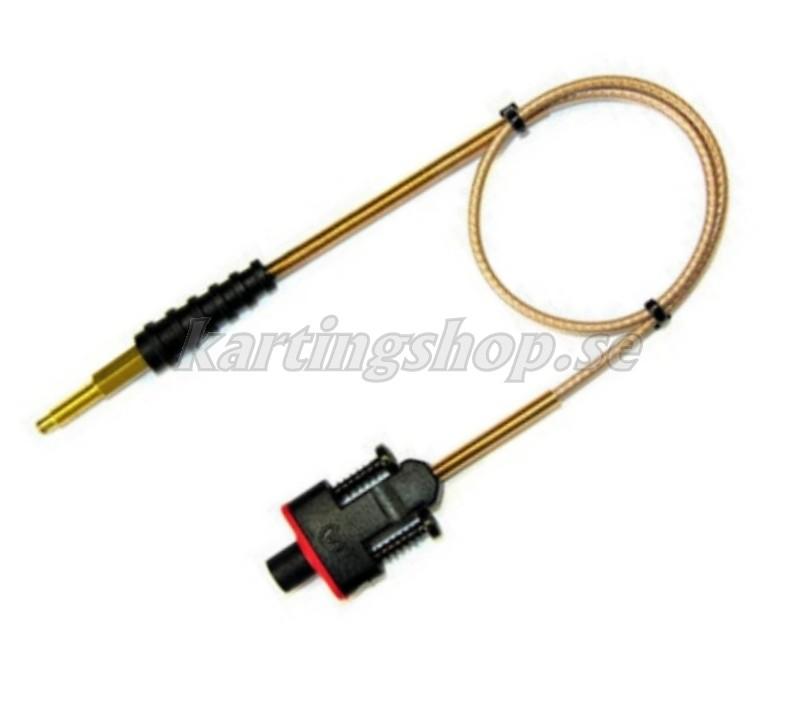 Alfano tempsensor MAX 180°C, vatten/olje NTC M5 40cm PROv2/PRO+/ASTRO