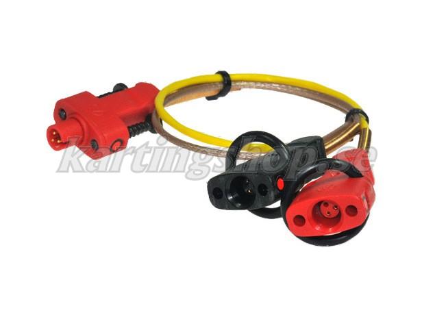 Alfano Y-kabel för 2 sensorer, ASTRO LV