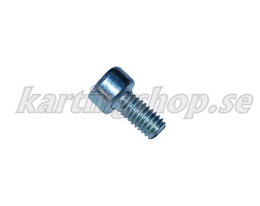 Ven Huvudcylinder lock skruv M4x12