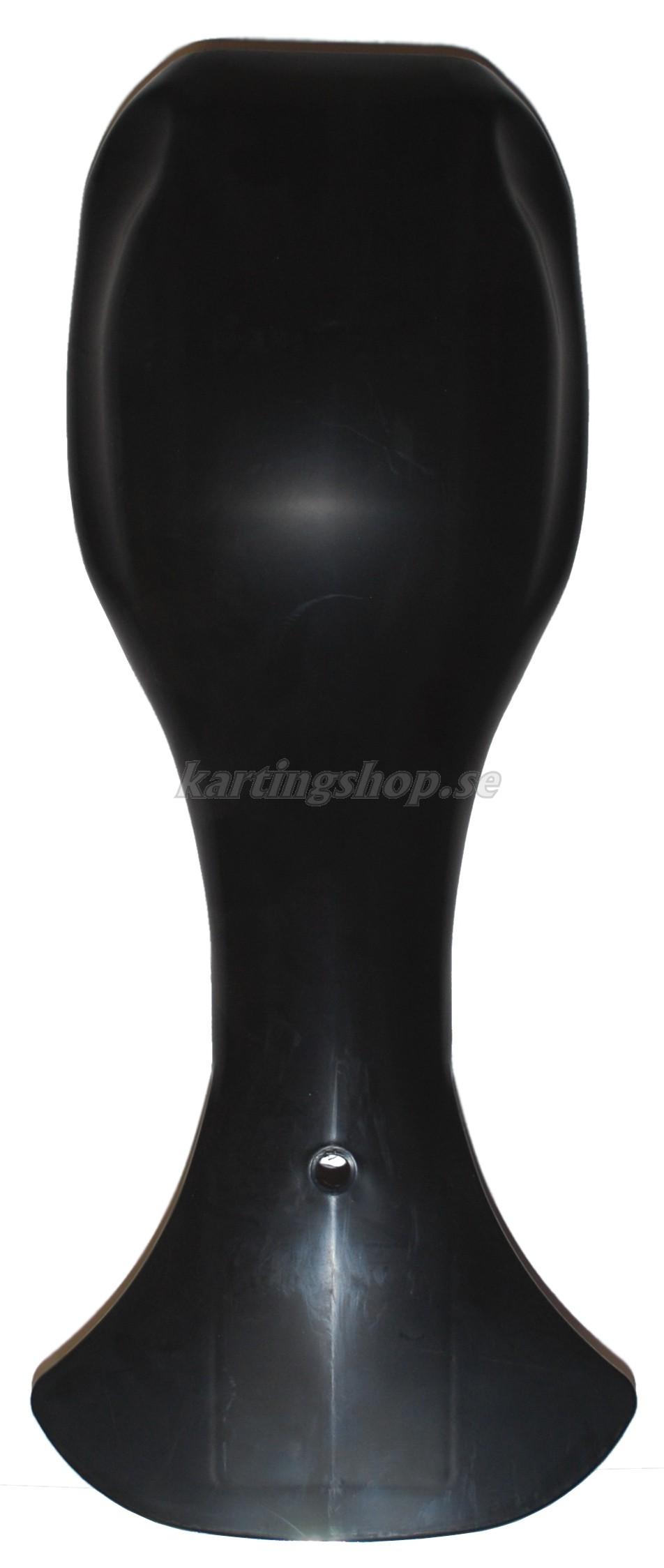 Rattkåpa NewAge2, svart
