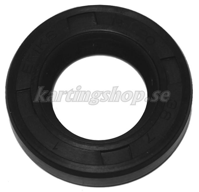 Yamaha KT 100 Tätningsring med dammläpp, 20x36x7  (93102-20N03-00)