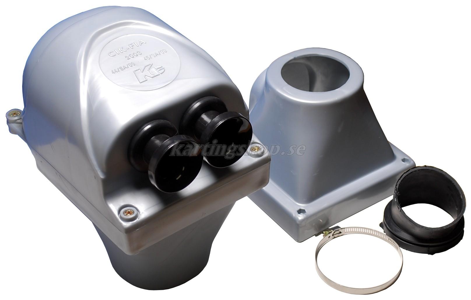 Ljudburk Ø23 mm CIK/18 KG
