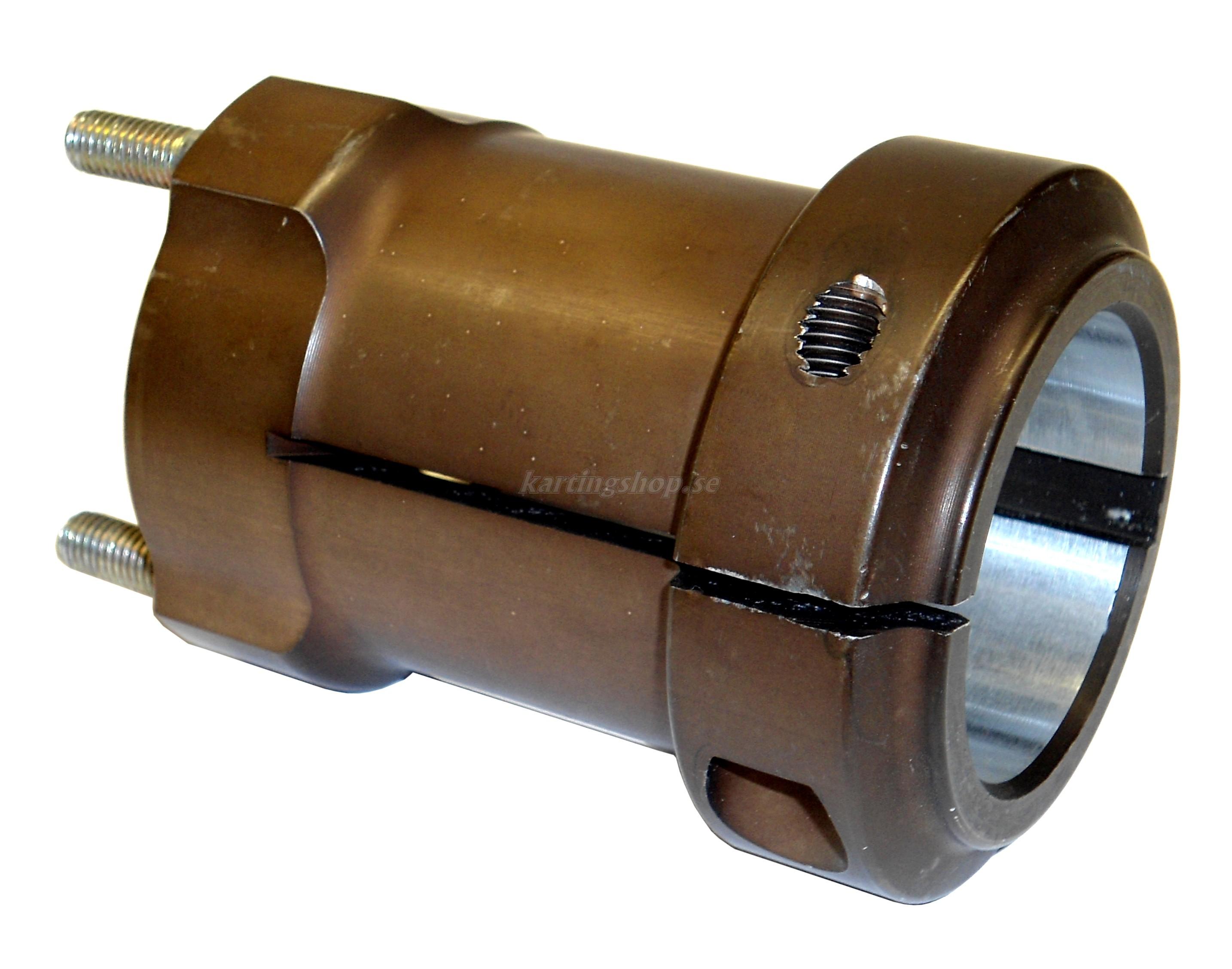 Nav bak aluminium Ø50mm längd 105mm Maranello, OBS. pris/styck