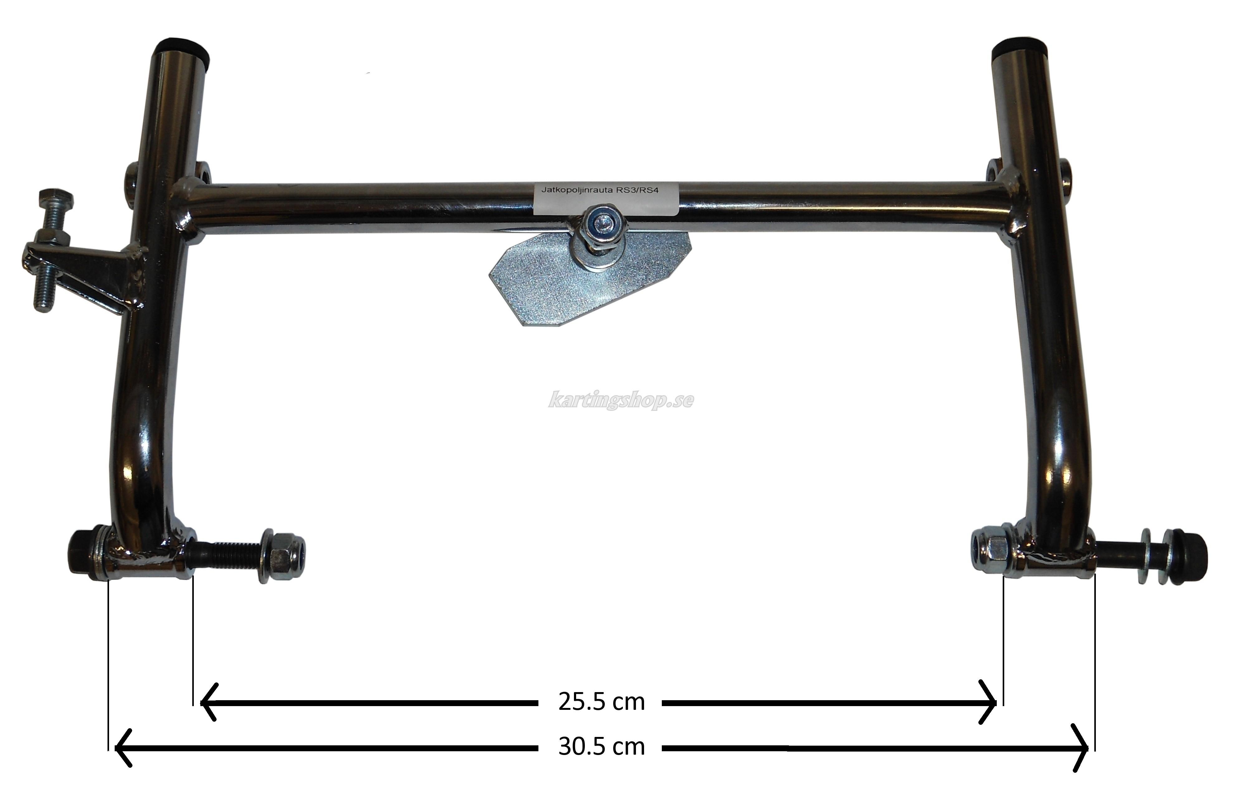 Pedalstöd RS3 och RS4