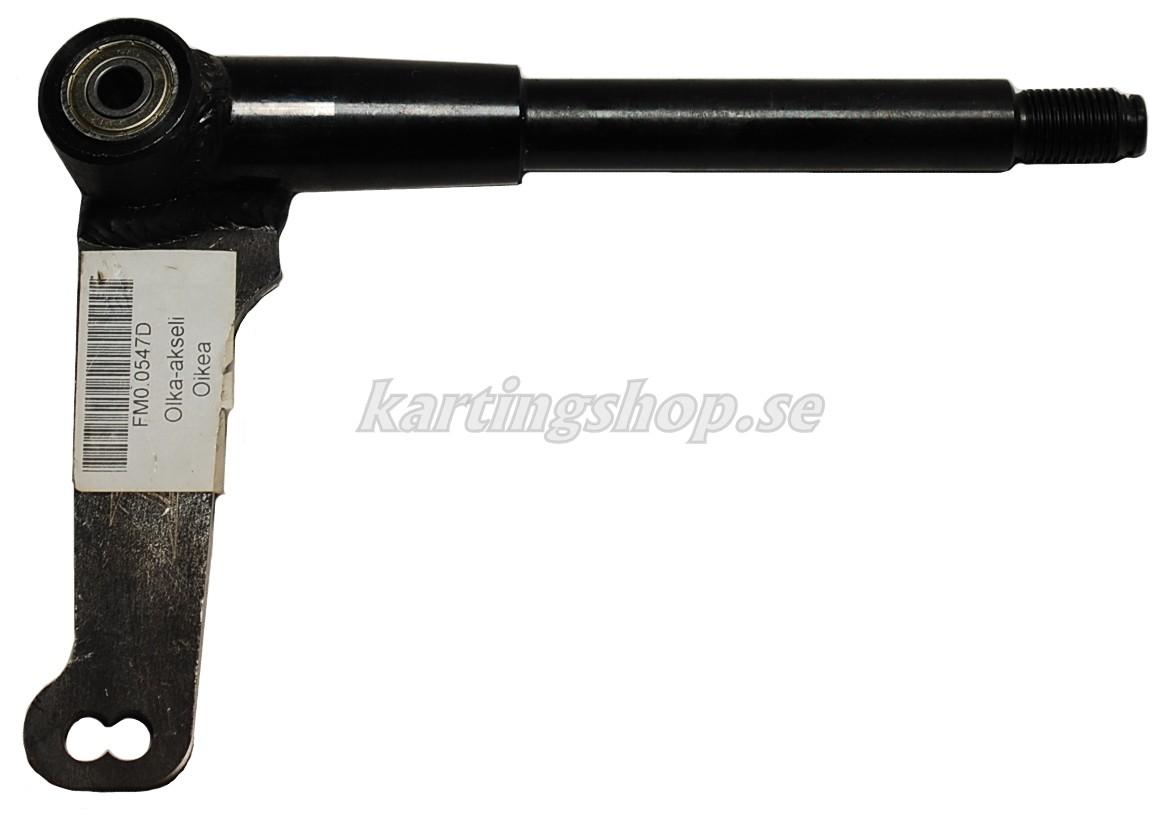 Styrspindel höger Ø17mm Maranello (100cc)