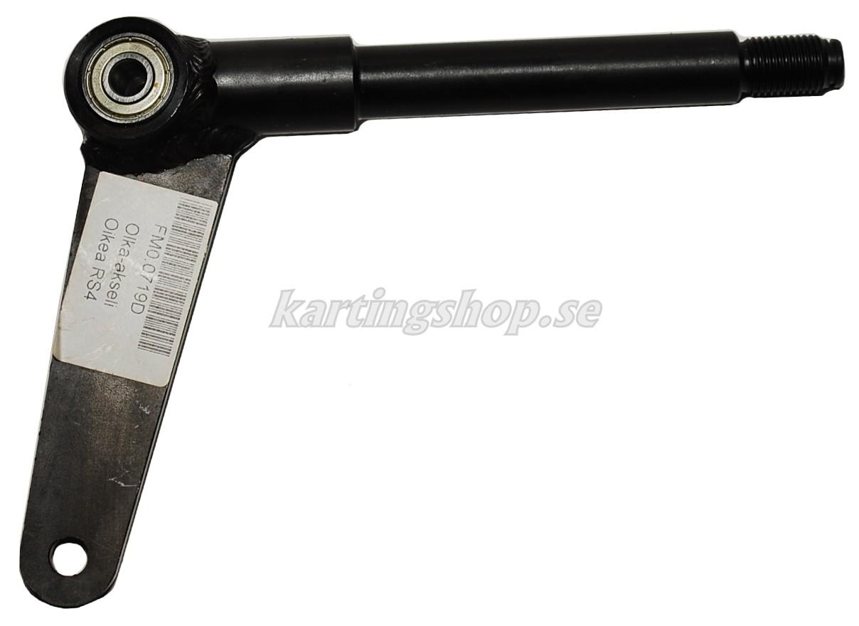 Styrspindel höger Ø17mm Maranello RS4