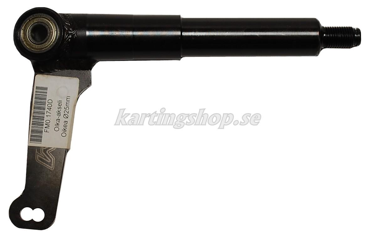 Styrspindel höger Ø25mm Orig. Maranello