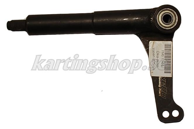 Styrspindel vänster Ø25mm Orig.Maranello