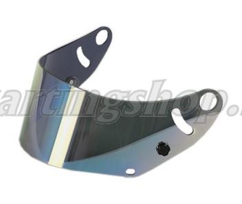 Arai visir mirror silver SK-6/GP-6