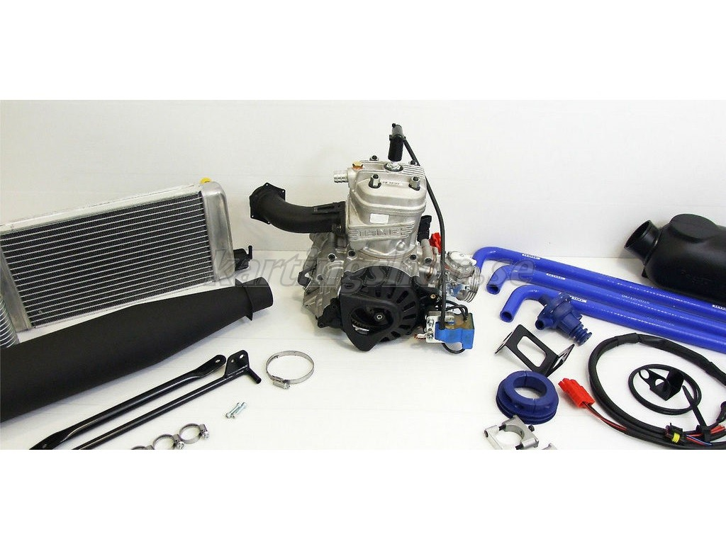Iame X30 Jun Motor Complete