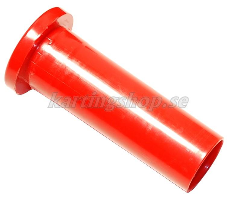 Ø30mm rör röd
