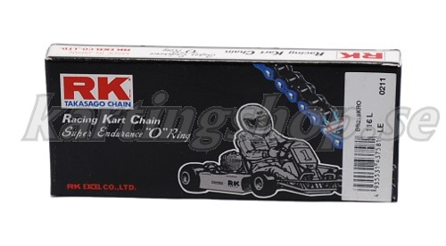 RK 219 karting O-ring kedja