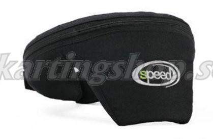 Speed svart nackskydd