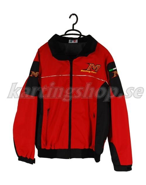 Maranello Sommar jacka röd