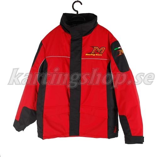 Maranello Vinterjacka röd storlek M