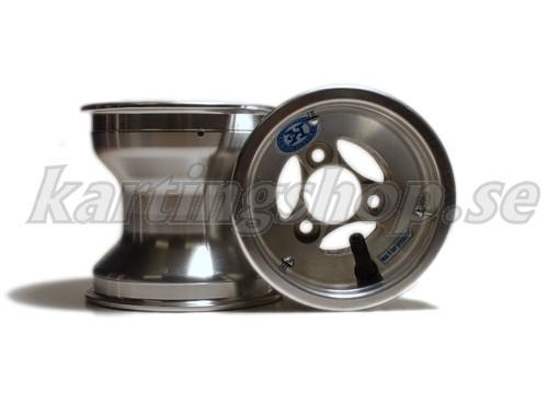 Framfälg 130 mm Alu med låskruv (för Ø40mm Framnav) pris/st