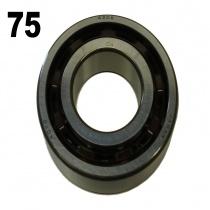 6206-C4 KOYO Ramlageri Ø30X62X16