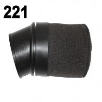 Iame X30 Gummislang med skum filter