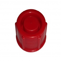 Tanklock röd