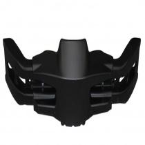 Bakspoiler KG justerbar svart .126-142cm CIK/FIA-3/CA/17