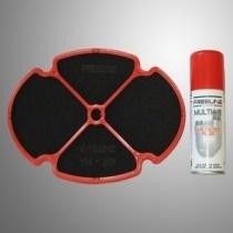 FreeLine tjänsten kit (luftfilter+spray)