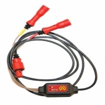 Alfano förgreningskabel för två temp sensor 145cm,  BX Box/ Pro 3 EVO