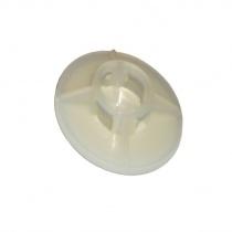 Monteringsplattor för buntband Ø28mm 10pcs