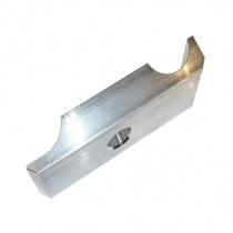 Karting underfall aluminium30x92mm öppen