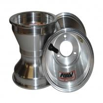 AMW Bakfälg 140mm Alu, Pris / stucke