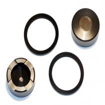 VenMini Bromsok reparation sats (2-kolv Ø26x17 och 2-packning)