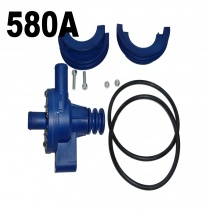 Iame X30 Vattenpump , remskiva Ø50mm , bält