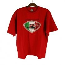 Maranello T-Shirt röd