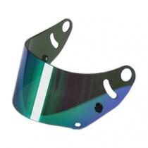 Arai visir mirror grön SK-6/GP-6