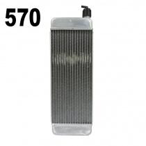 Iame X30 Kylare L=410mm STD