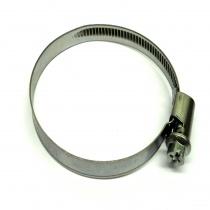 Slangklämma till Insugsljuddämpare  50-70 mm