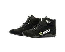 Speed karting skor svart