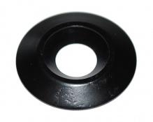 Försänkt  bricka 8x30mm, alu svart
