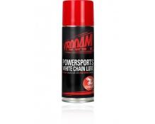 Vrooam Powersports White Chain Lube , 400 ml