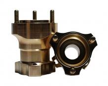 Framnav magnesium Ø25mm/90 mm för bromsar, Maranello , CRG, OBS. pris/styck